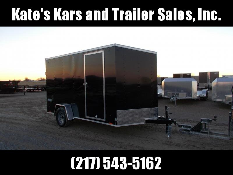*NEW* Pace American 7X12' extra Tall enclosed cargo trailer