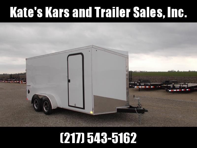 2020 Impact Trailers 7X16 Decked Out Cargo Enclosed Cargo Trailer