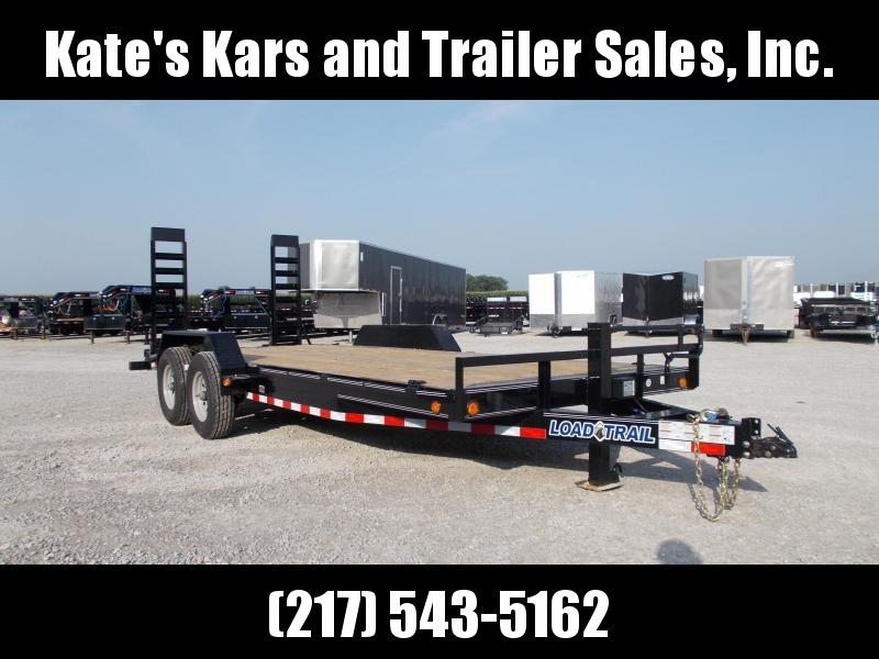 *NEW* Load Trail 83x20' Bobcat Equipment Trailer 14K LB