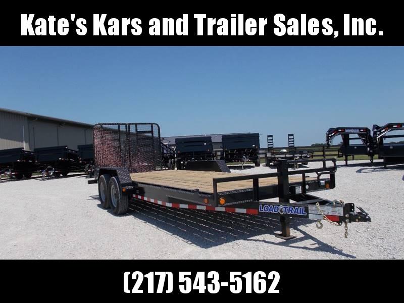 *NEW* Load Trail  83x20' Ft 14000 LB GVWR  Equipment Trailer