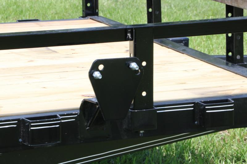 6x12 PJ Trailers   Utility Trailer