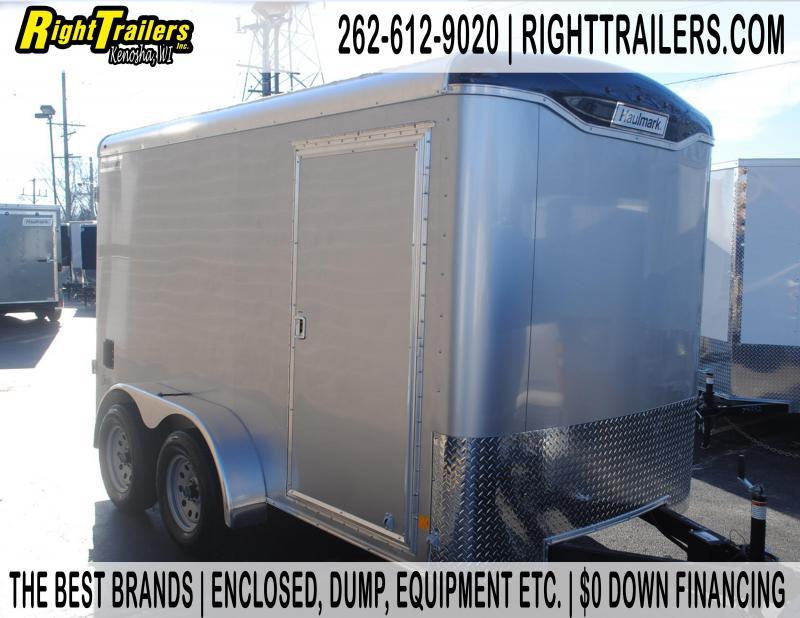 6x12 Haulmark Transport | Enclosed Trailer