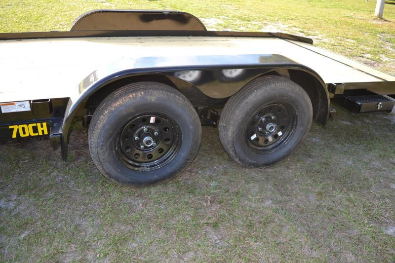 7x20 Big Tex Trailers | Car Hauler