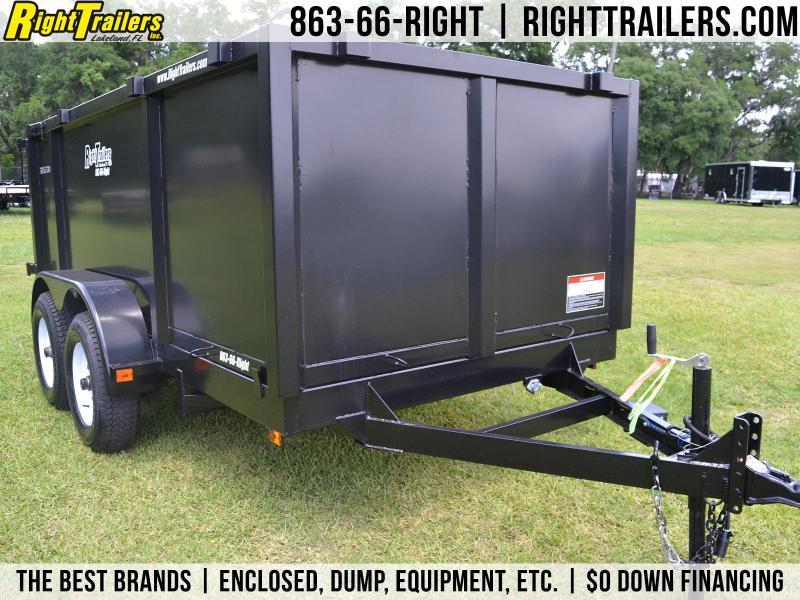 6x12x4 Triple Crown Trailers | Dump Trailer in Ashburn, VA