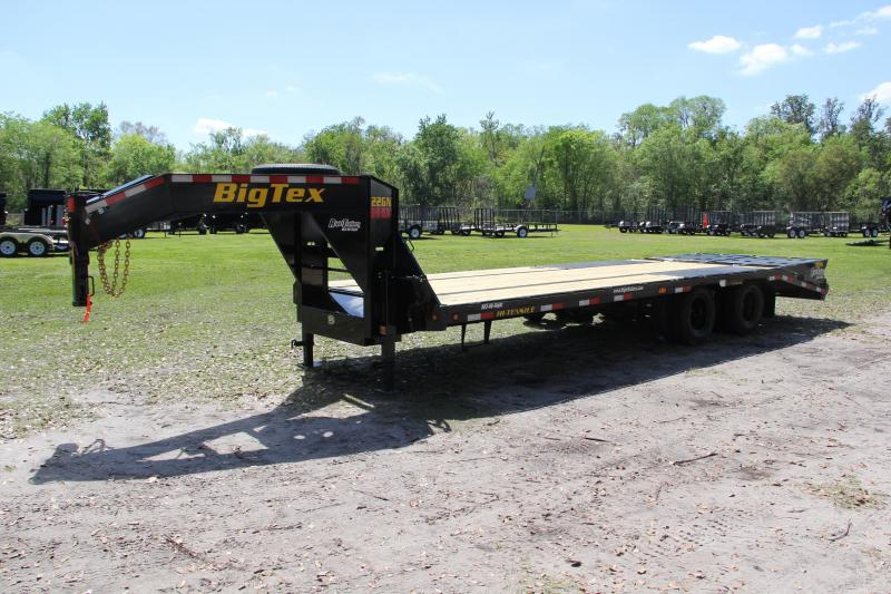 8.5x25 Big Tex Trailers | Equipment Trailer [Gooseneck]