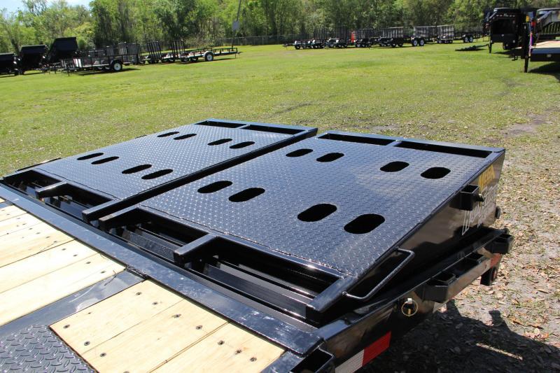 8.5x25 Big Tex Trailers | Equipment Trailer [Gooseneck]