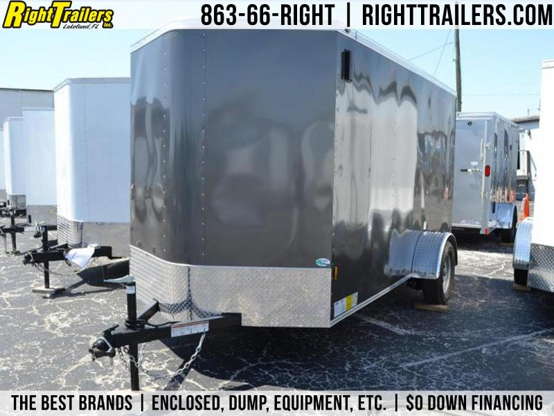 2019 - 6x12 Continental Cargo | Enclosed Cargo Trailer