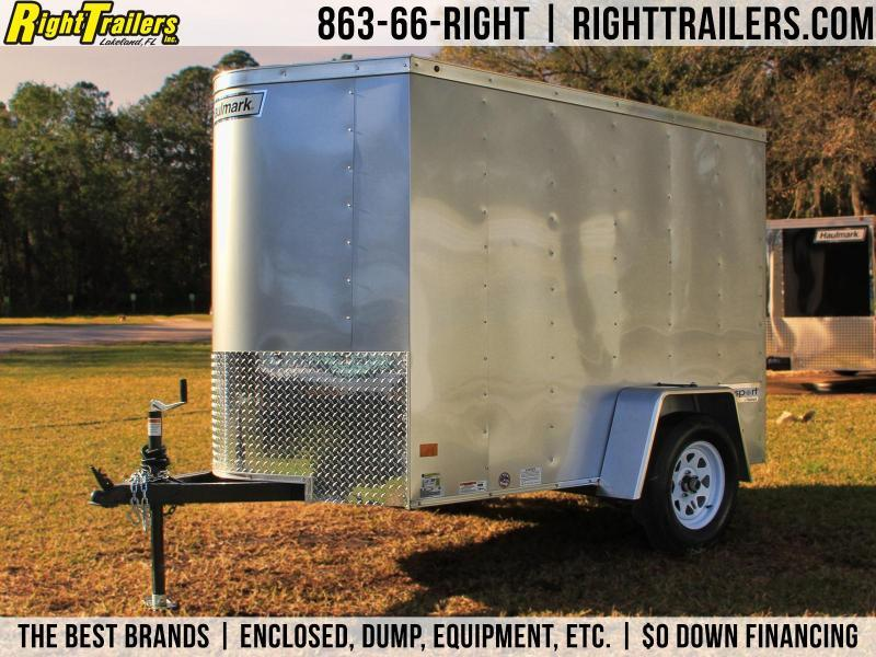 5x8 Haulmark | Enclosed Trailer in FL
