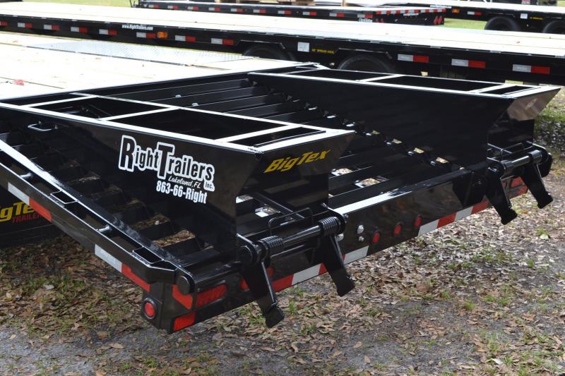 8.5x30 Big Tex Trailers   Equipment Trailer [Gooseneck]