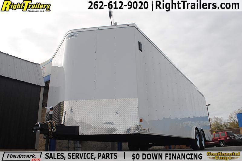 8.5x24 Haulmark | Enclosed Trailer in Ashburn, VA