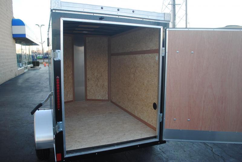 5x8 Haulmark Transport | Enclosed Trailer
