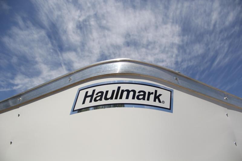 6x12 Haulmark Passport   Enclosed Trailer