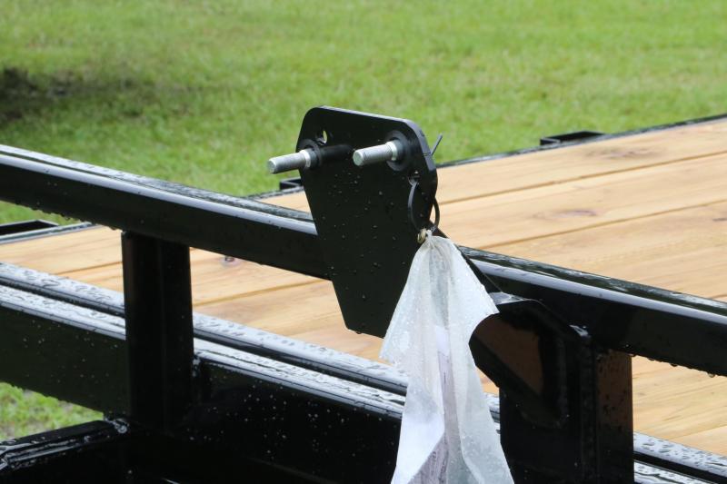 8.5x20 PJ Trailers | Equipment Trailer