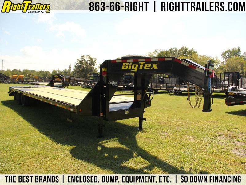 8.5x33 Big Tex Trailers | Equipment Trailer Gooseneck}