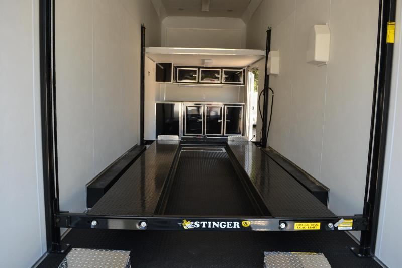 8.5x28 Continental Cargo | Stacker Race Trailer