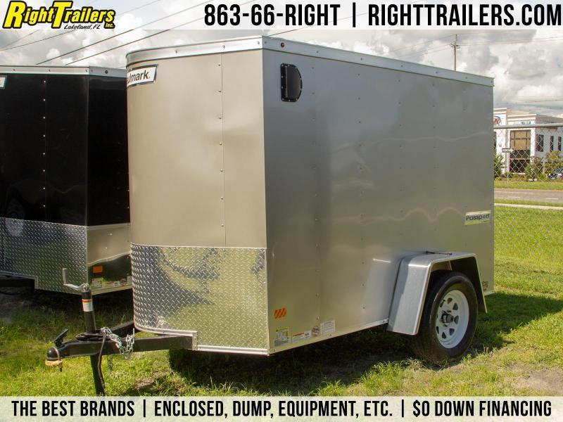 5x8 Haulmark Passport | Enclosed Trailer [Beige] in FL