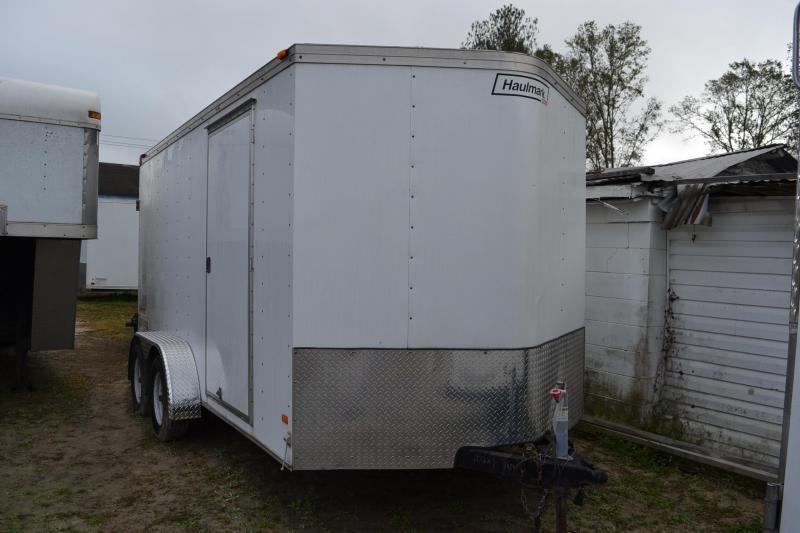 USED: 2013 7x14 Haulmark Enclosed Trailer | Cargo Trailer