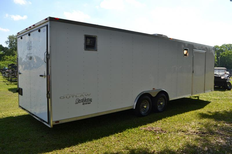 8.5x28 Vintage Trailers | Enclosed Trailer