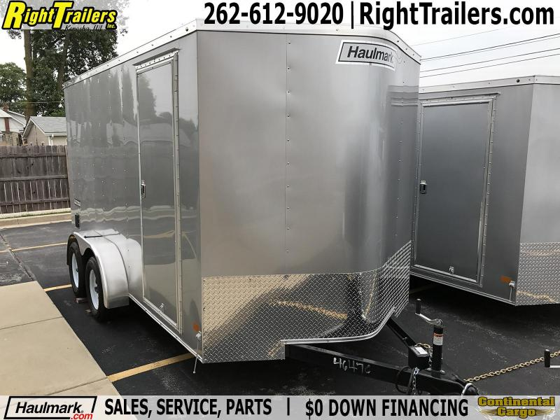 7x14 Haulmark | Enclosed Trailer [Extra Height] in Ashburn, VA