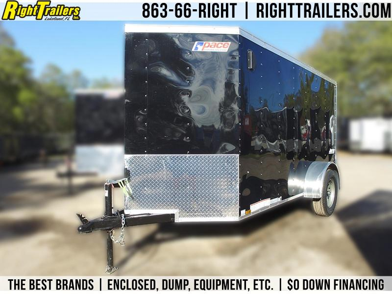 5x8 Pace American | Enclosed Cargo Trailer in FL