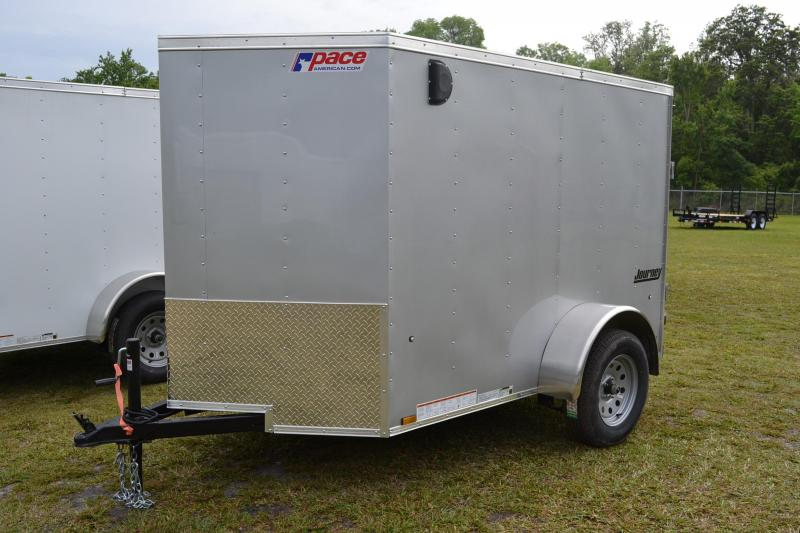 5x8 Pace American | Enclosed Trailer