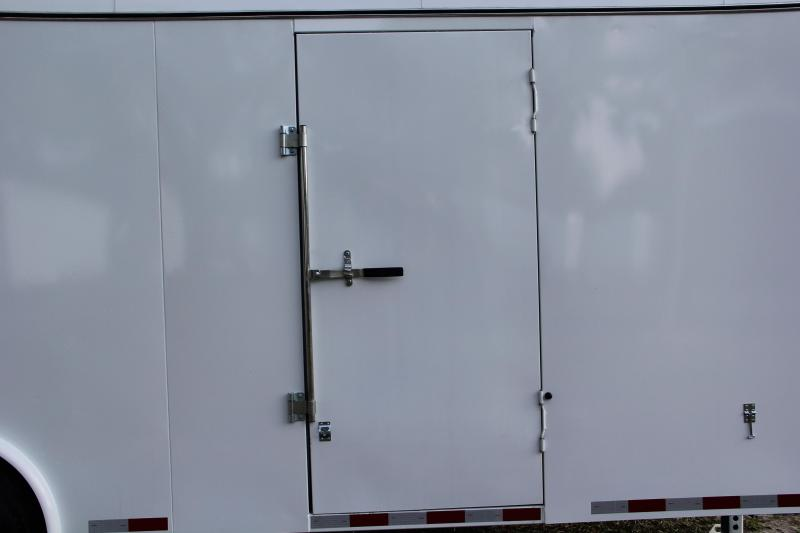 7x20 CM Cargo Metro Trailers | Enclosed Trailer