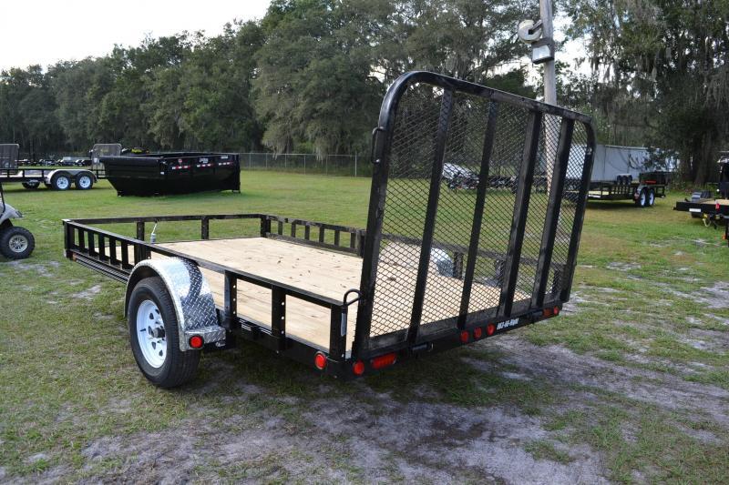 7x12 PJ Trailer | ATV Utility Trailer