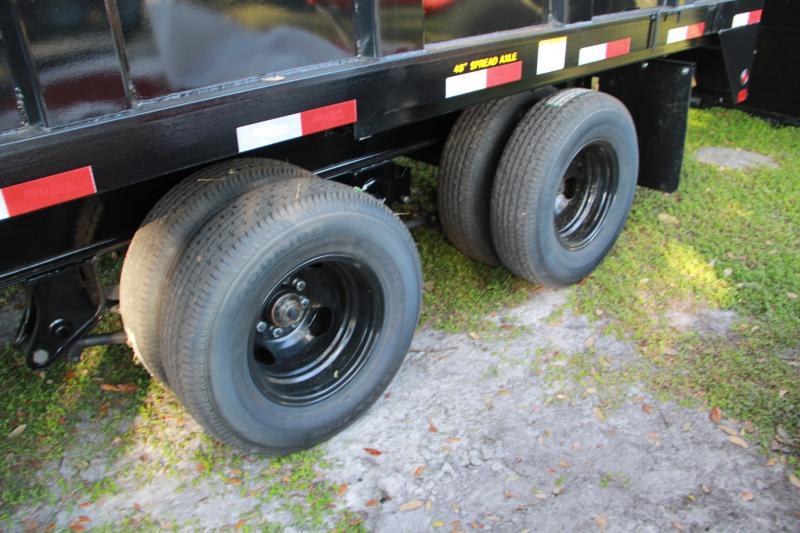 8x20 Big Tex Trailers | Dump Trailer