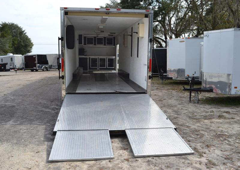 Used: 2008 - 50' Gooseneck - Vintage Trailers | Living Quarters Trailer | Car / Racing Trailer
