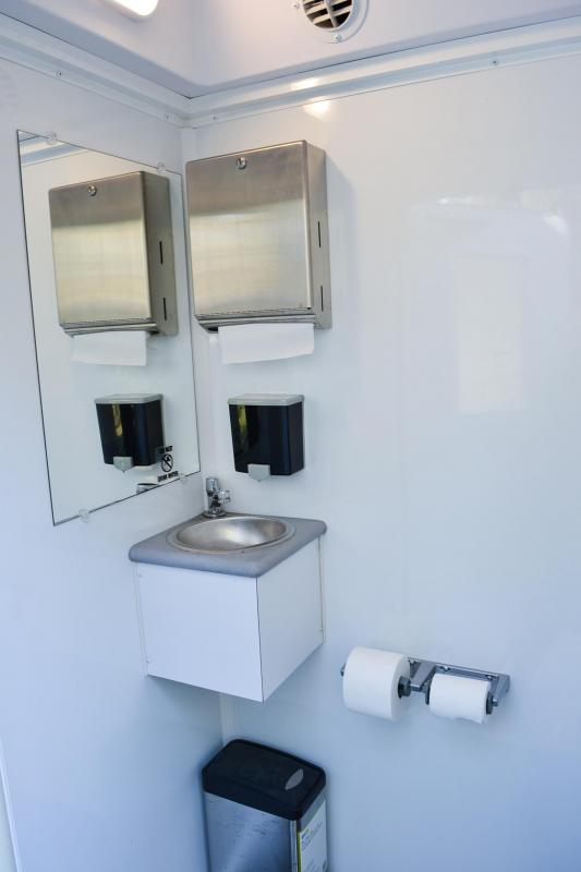 Restroom Trailer | Forest River | 4 Stations