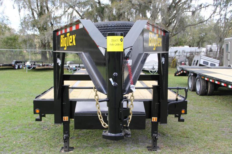 8.5x30 Big Tex Trailers | Equipment Trailer [Gooseneck]