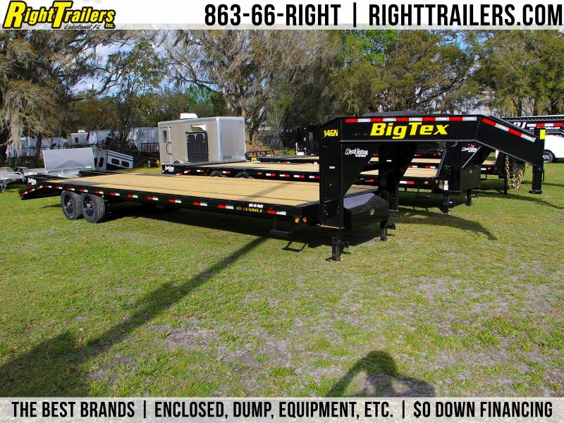 8.5x30 Big Tex Trailers | Equipment Trailer [Gooseneck] in Ashburn, VA