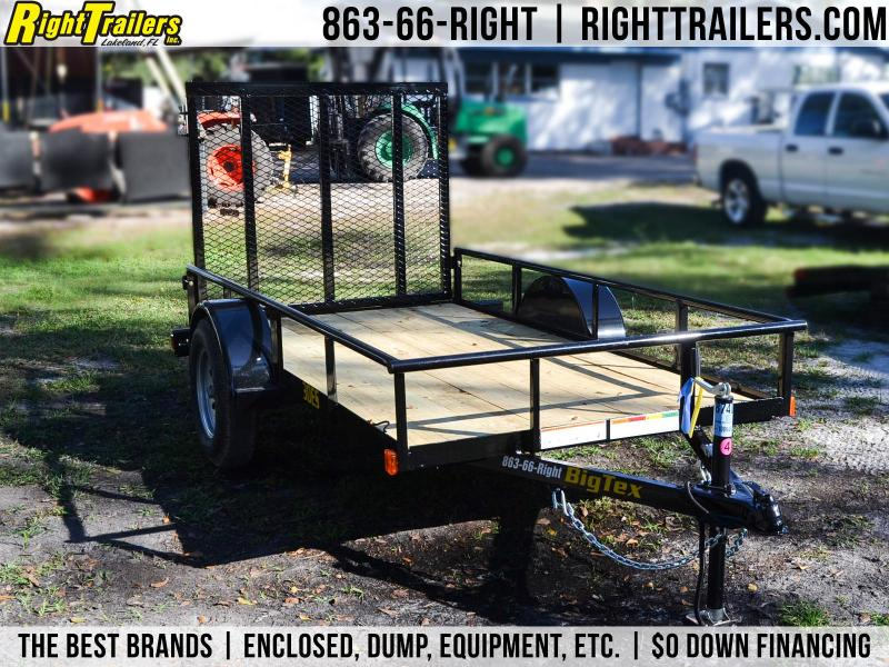 5x10 Big Tex Trailer | Utility Trailer