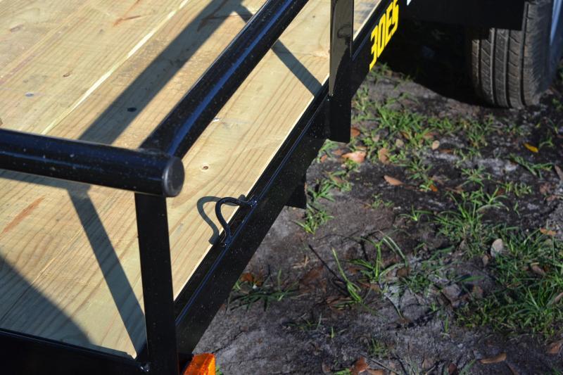 5x10 Big Tex Trailer   Utility Trailer