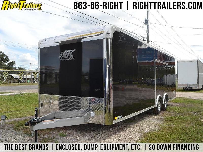 8.5x24 ATC Trailers | Car Hauler in Ashburn, VA