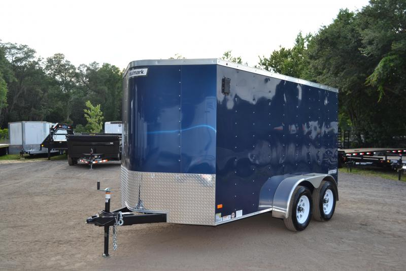 6x12 Haulmark | Enclosed Trailer [Indigo Blue] in Ashburn, VA