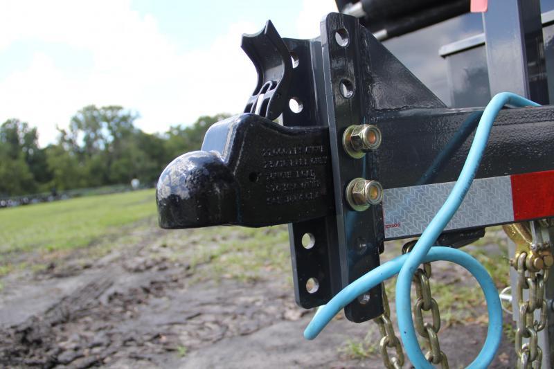 6.5x12 Lamar Trailer | Dump Trailer