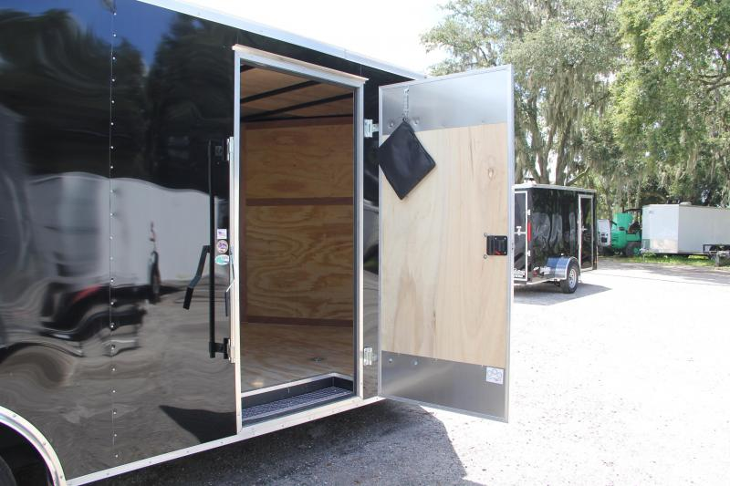 8.5x20 Forest River Inc | Enclosed Trailer