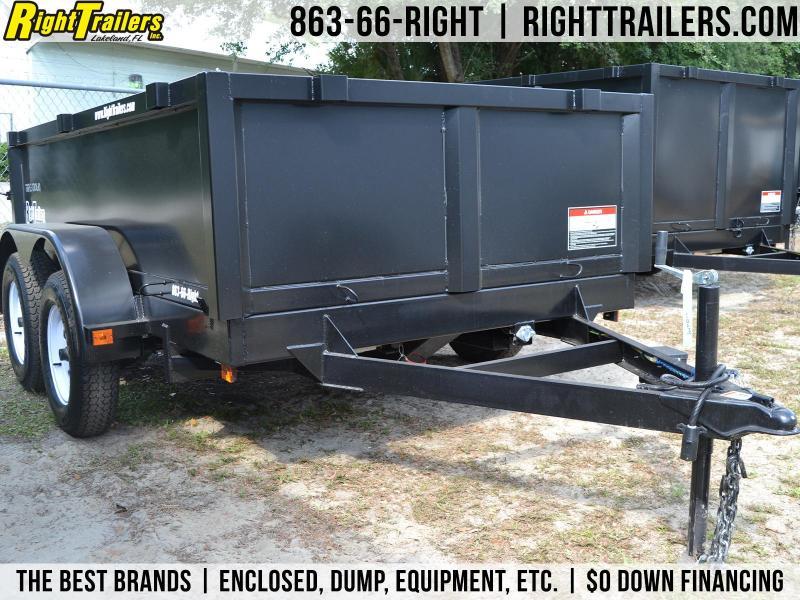 6x10 Triple Crown | Dump Trailer in Ashburn, VA