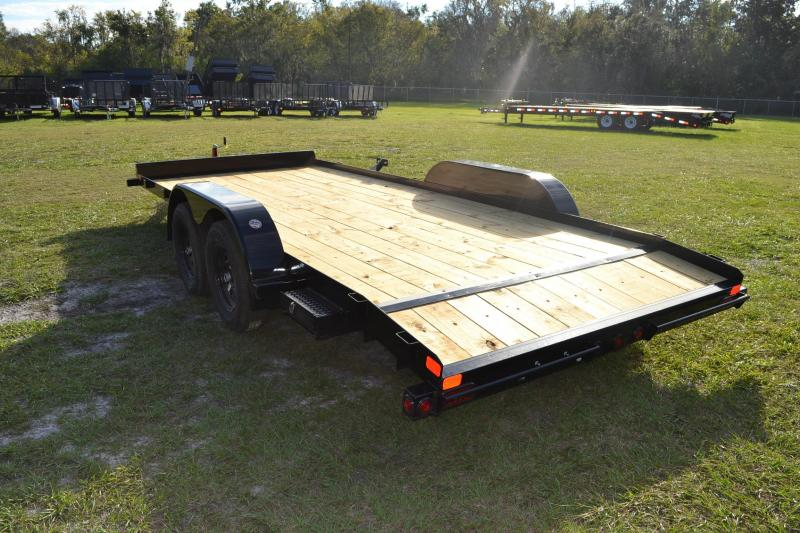 7x18 Big Tex Trailers | Car Hauler
