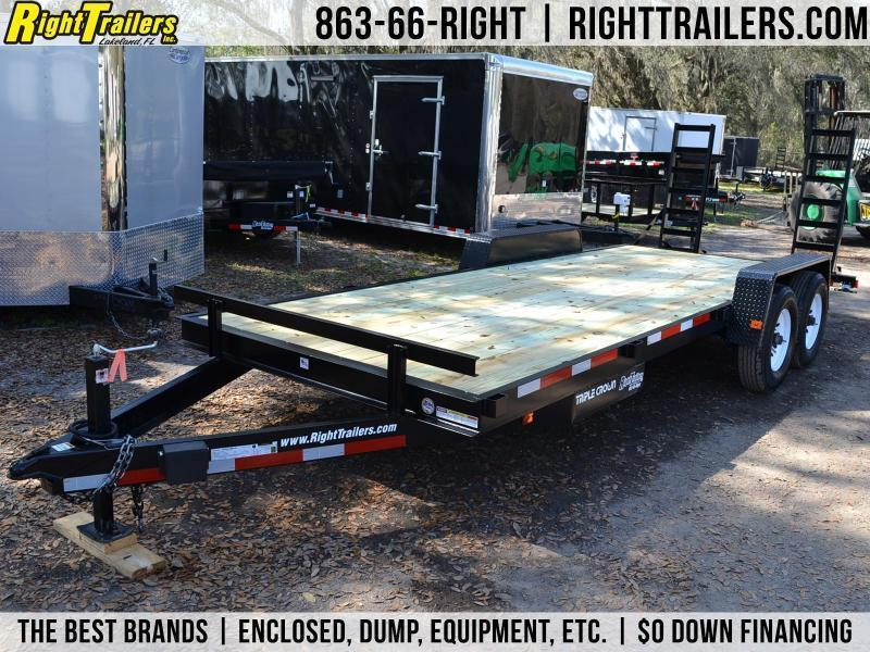 7x20 Red Hot Trailers | Equipment Trailer in Ashburn, VA