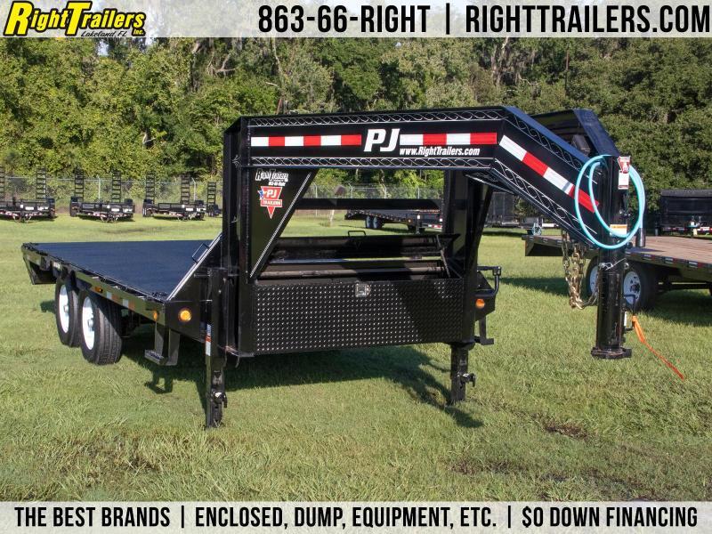 8.5x16 PJ Trailers | Equipment Trailer