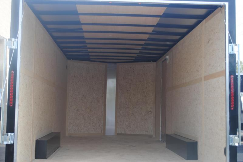 8.5x20 Haulmark | Enclosed Trailer