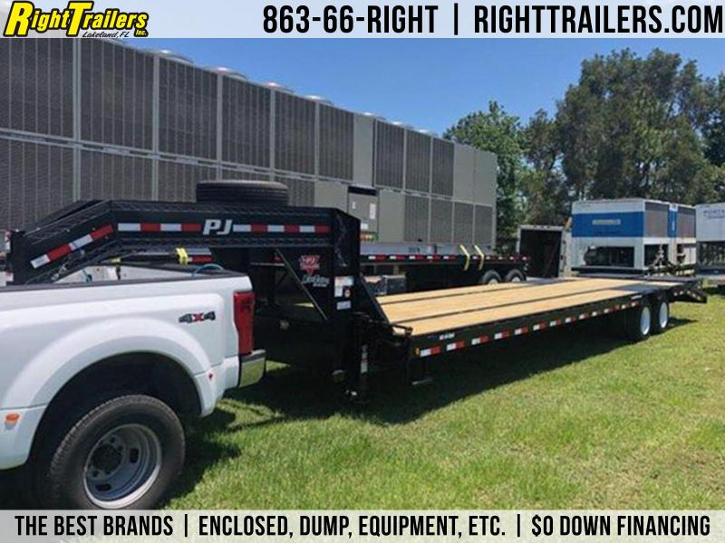 36' L3 PJ Trailers | Equipment Trailer