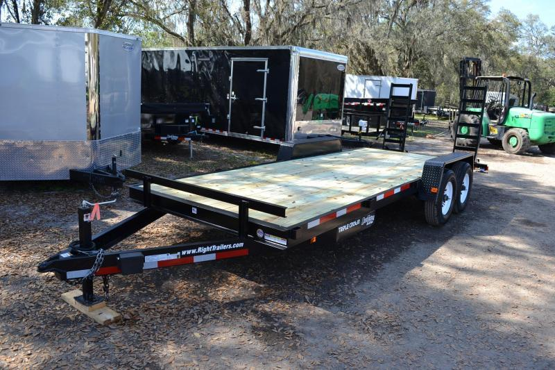 7x20 red hot trailers equipment trailer trailers for sale near me. Black Bedroom Furniture Sets. Home Design Ideas