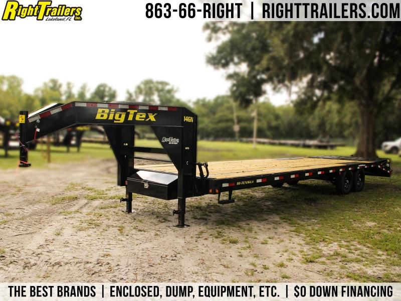 8.5x30 Big Tex Trailers | Equipment Trailer