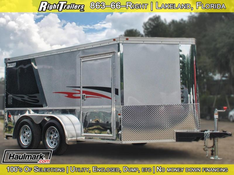 7x12 Haulmark |  Motorcycle Trailer in Ashburn, VA