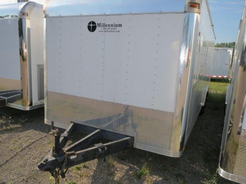 USED: 2007 8.5x24  Vintage Trailers | Race Car Trailer