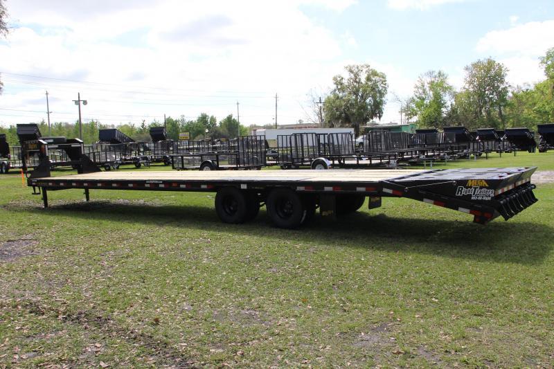 8.5x40 Big Tex Trailers | Equipment Trailer [Gooseneck]