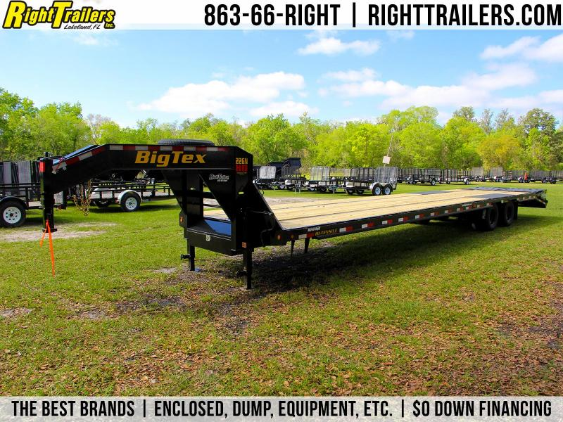 8.5x40 Big Tex Trailers | Equipment Trailer [Gooseneck] in Ashburn, VA